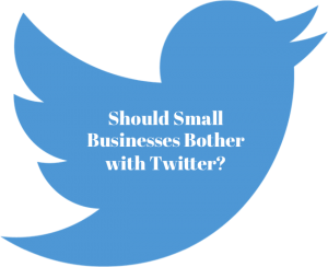 Twitter Small Business Marketing