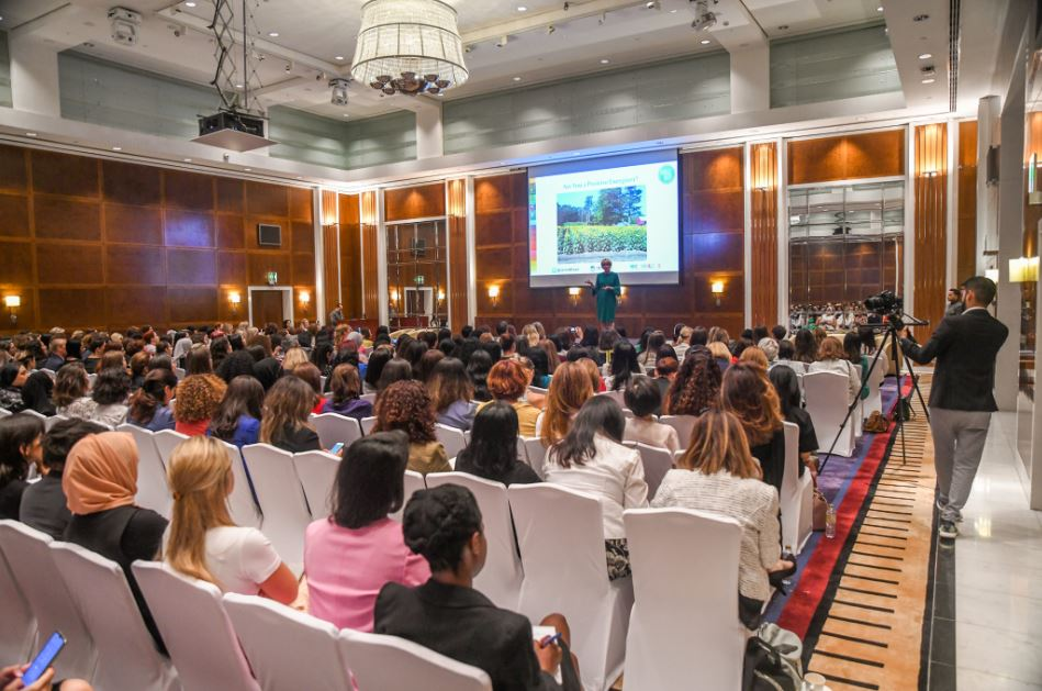 Lessons from Ellevate Dubai's Annual Forum